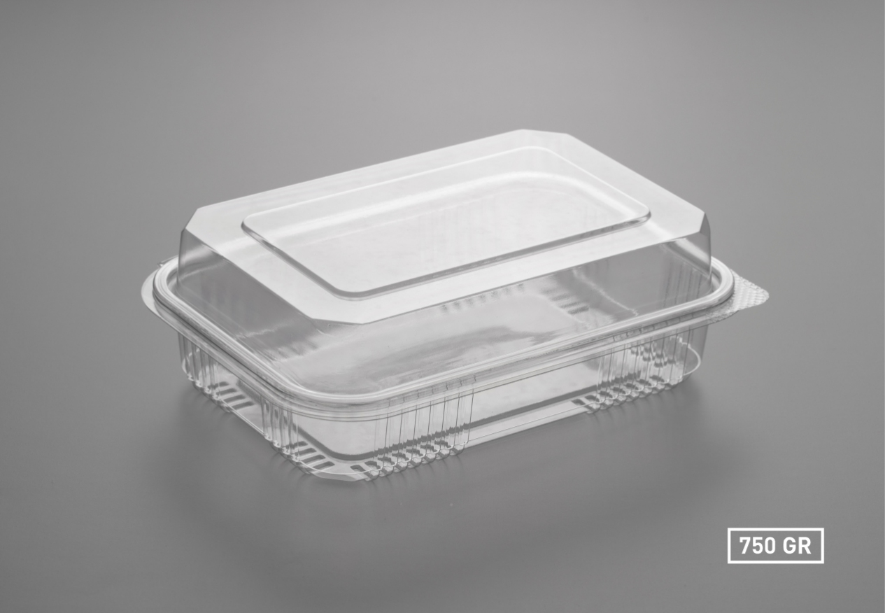 IZ-6 750 YK-Splayed Cookie Container